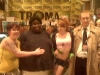Kate Williams visits Troma at Dragon Con