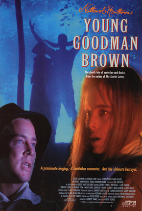 young goodman brown a symbolic masterpiece by nathaniel hawthorne Young goodman brown by nathaniel hawthorne home / literature / young goodman brown / analysis / symbolism, imagery, allegory analysis / symbolism the assembly in young goodman brown doesn't have a devils welcome sign posted at the entrance.
