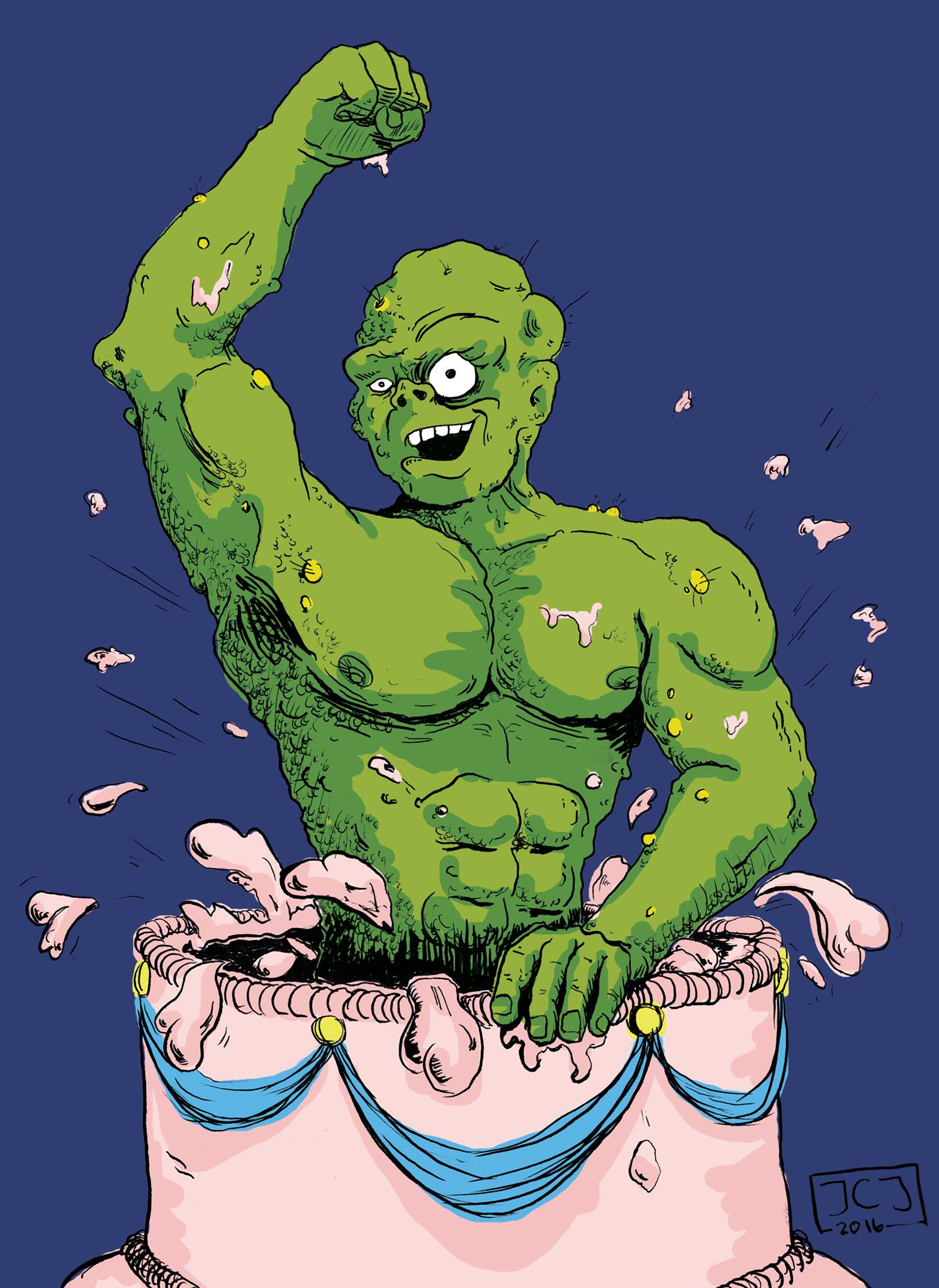 Toxie by John Jennison