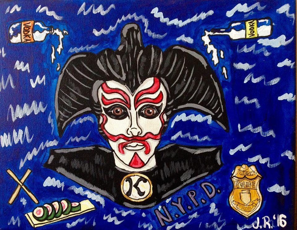 Kabukiman Fan Art!