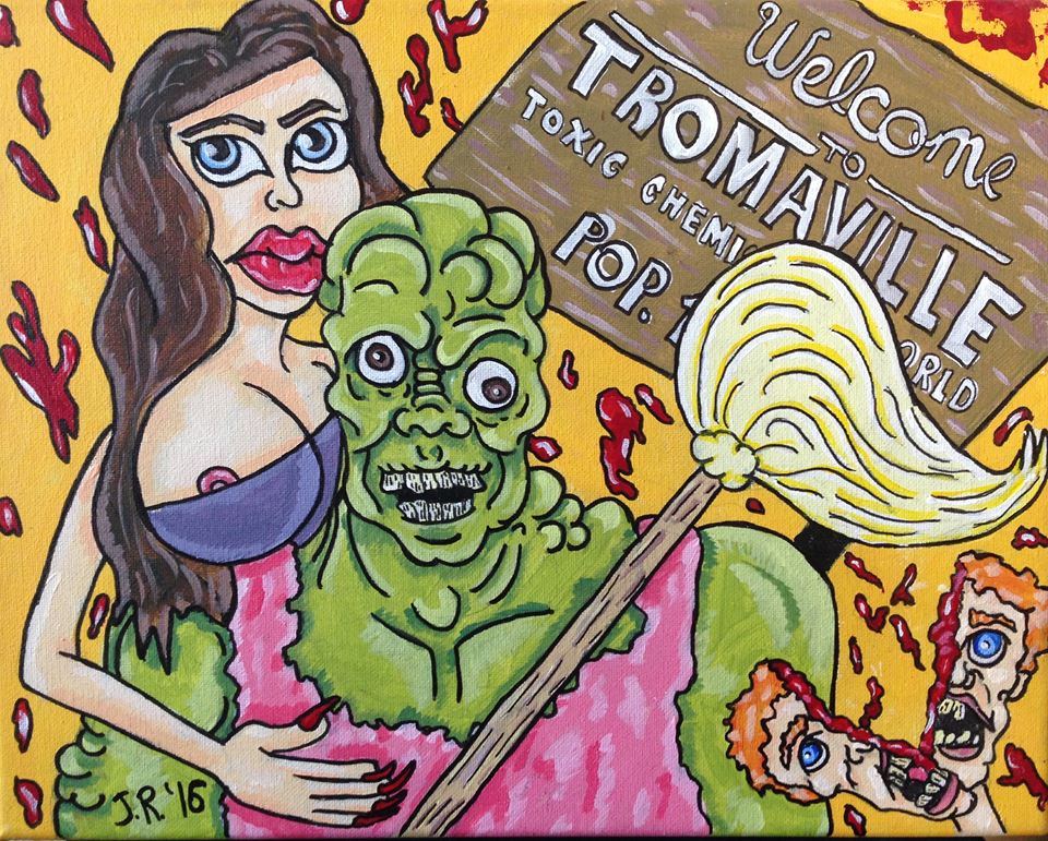 Toxie Fan Art