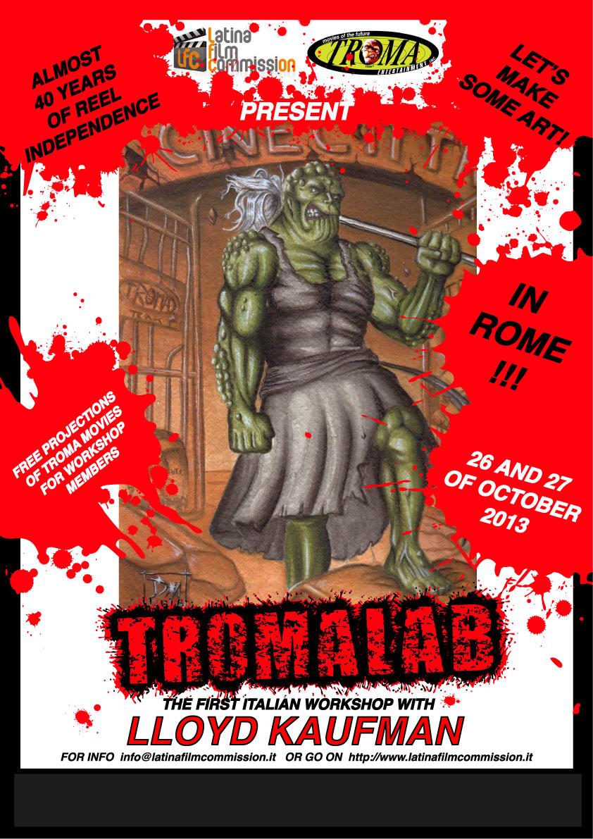 TROMALAB ITALY